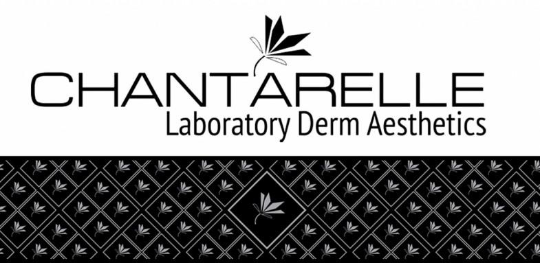 Logo CHANTARELLE Laboratory Derm Aesthetics