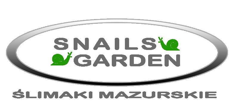 Logo Eko Snails Garden  - Kosmetyki ze śluzu ślimaka