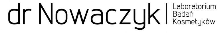 Logo dr Nowaczyk Laboratorium Badań Kosmetyków