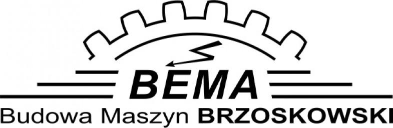 Logo BEMA Budowa Maszyn BRZOSKOWSKI