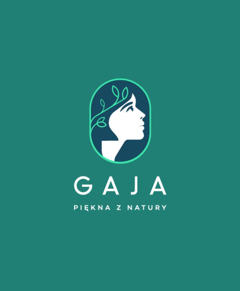 Logo Gaja - Piękna z natury