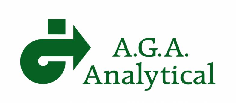 Logo A.G.A. Analytical Sp. z o.o. Sp. k