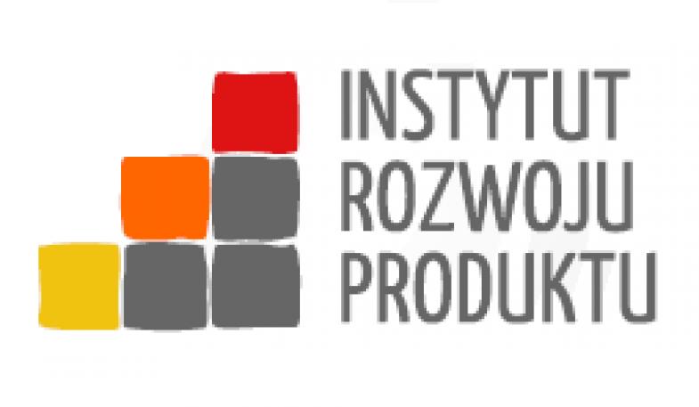 Logo Instytut Rozwoju Produktu