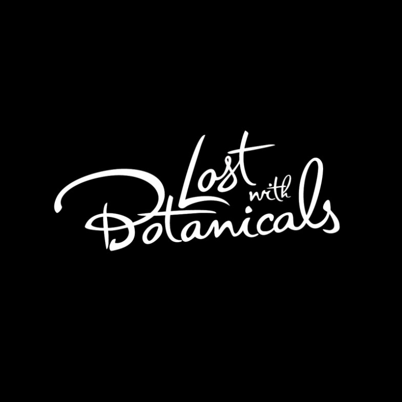 Logo Lost with Botanicals
