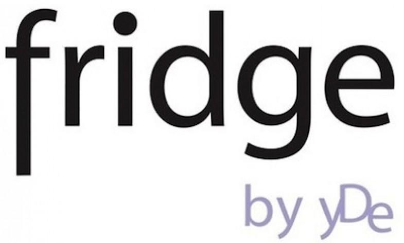 Logo Fridge by yDe - świeże kosmetyki z lodówki