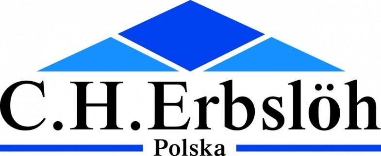 Logo C.H. Erbslöh Polska Sp. z o.o. Dystrybutor Surowców Kosmetycznych