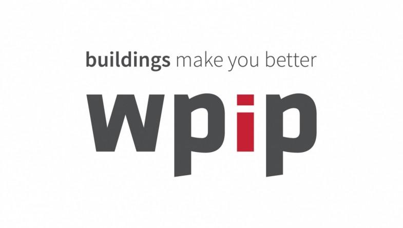 Logo W.P.I.P. generalny wykonawca obiektów przemysłowych